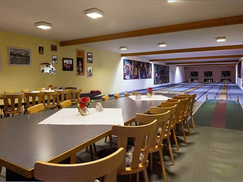 Kegelbahnen im Sporthotel Malchow