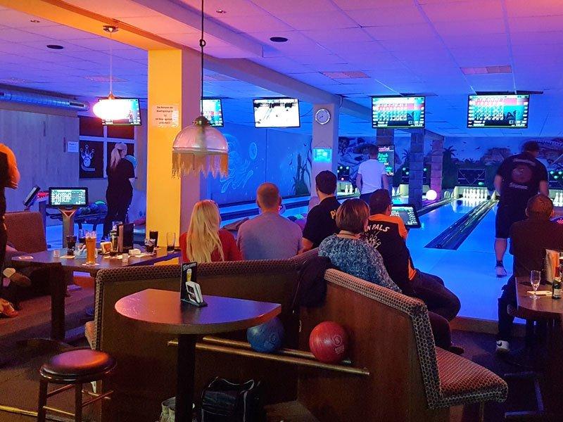 Bowlinganlage Speedy Bowling