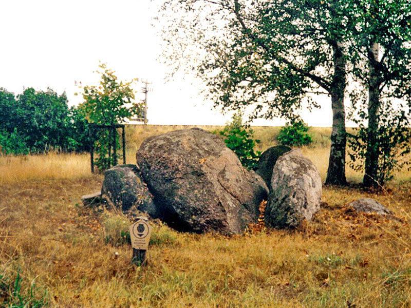 Großsteingräber bei Dabel