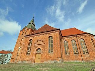 Stadtkirche Stavenhagen