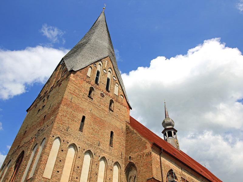 Stiftskirche Bützow