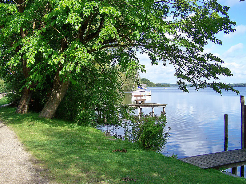 Wanderung: Zarrentin - Kirchensee - Halbinsel Strangen
