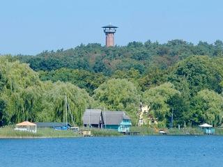 Aussichtsturm in Krakow am See