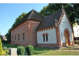 Klinker Dorfkirche