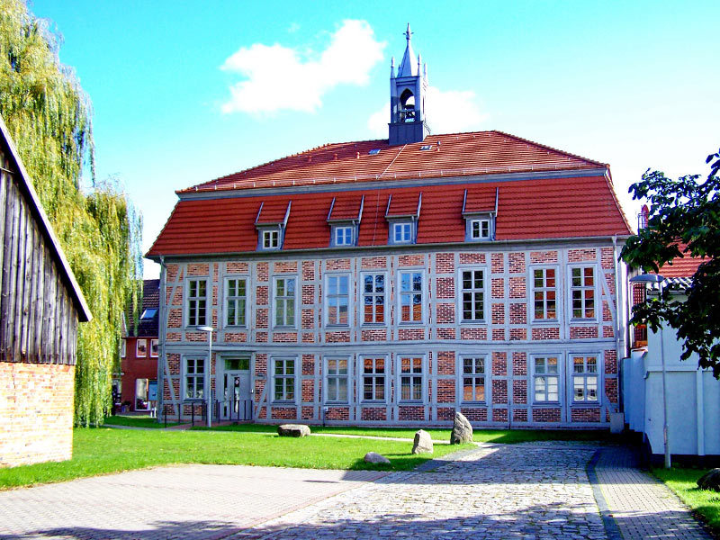 Rathaus Goldberg
