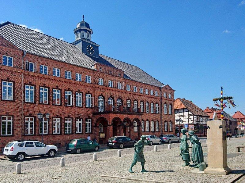 Rathaus Hagenow