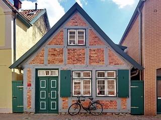 Das kleinste Haus Hagenows
