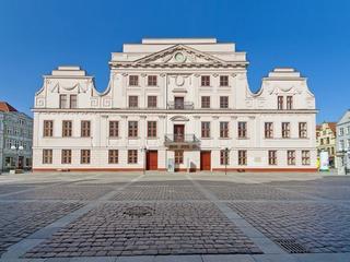 Rathaus Güstrow