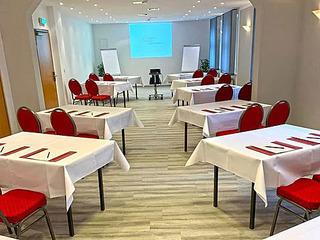 Tagungs- und Konferenzraum im Hotel Am Markt