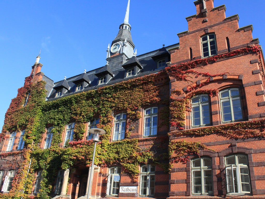 Rathaus Plau am See