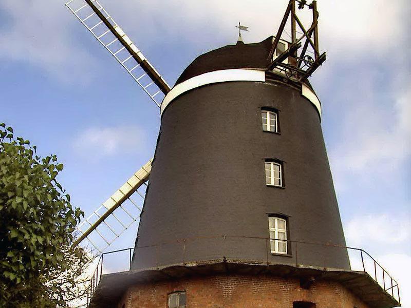 Fröhlcke Mühle Woldegk
