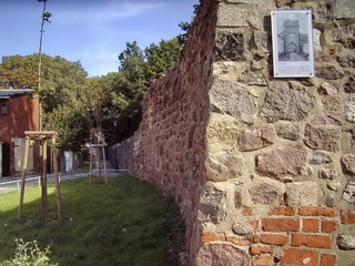 Historische Wall- und Wehranlage Stadtmauer