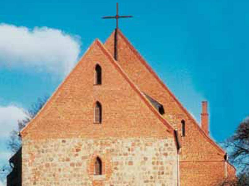 Kirche Göhren