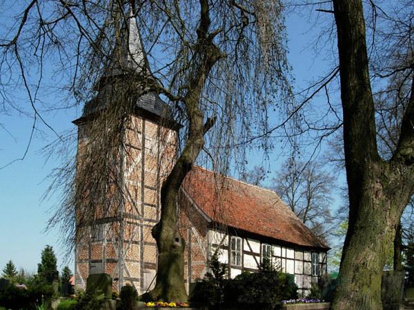 Fachwerkkirche Rehberg