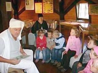 Besuch der Museumsmühle für Kindergartengruppen