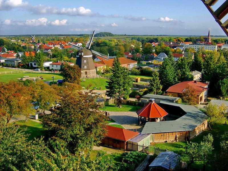 Kulturelle Einrichtungen der Gemeinde Woldegk