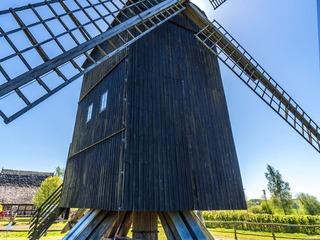 Bockwindmühle Klockenhagen