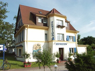 "Pension ""Haus Seefrieden"""