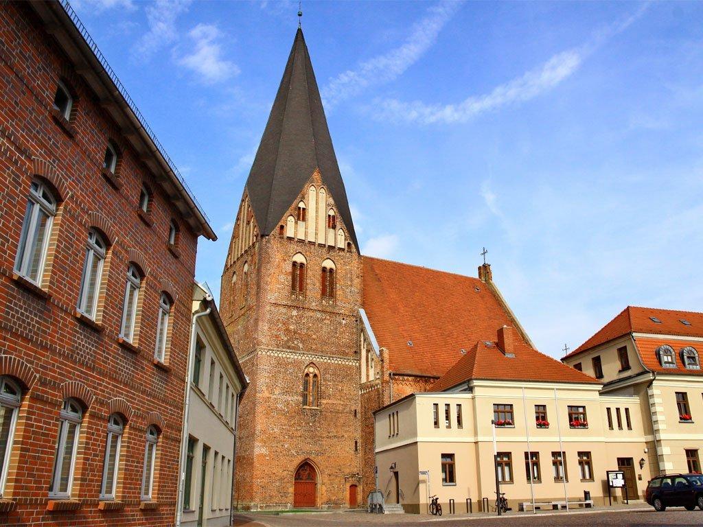 St. Nicolaikirche Röbel/Müritz