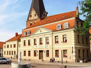 Rathaus in Röbel