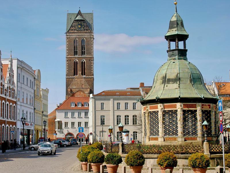 Wismar Tourismus
