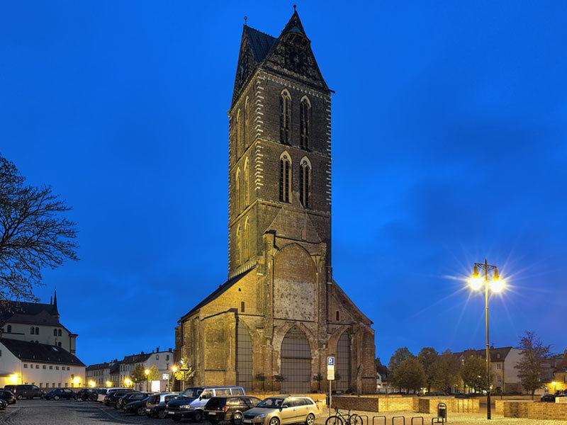 Wismar Kirche
