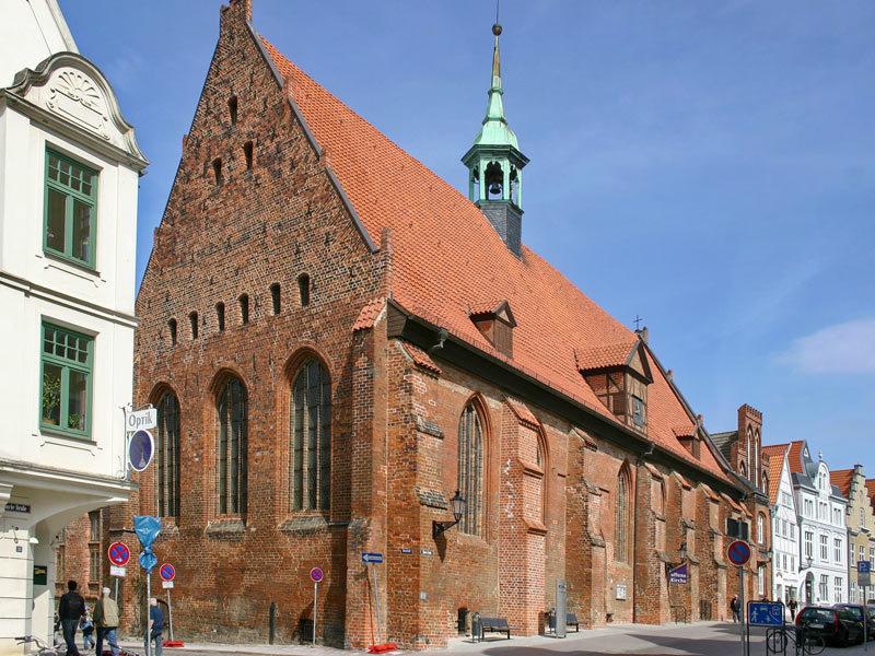Wismar Heiligen Geist Kirche