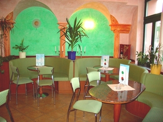 Restaurant, Eiscafe & Pension Del Porto