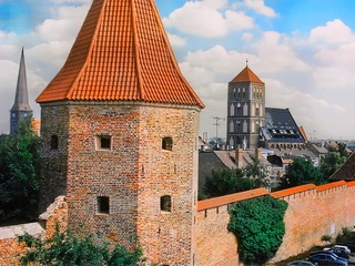 Rostocker Stadtmauer