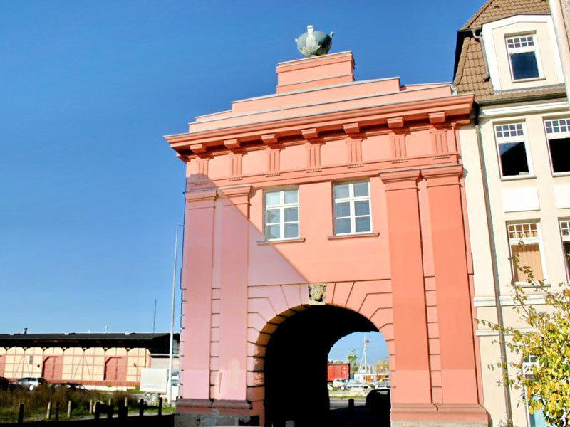 Rostocker Mönchentor