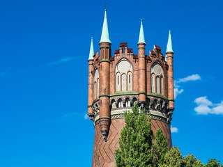 Wasserturm Rostock