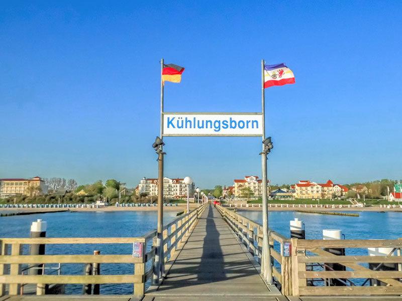 Kühlungsborn Seebrücke
