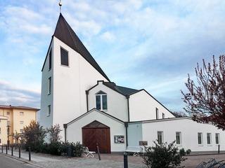 Kirche Heilige Dreifaltigkeit Kühlungsborn