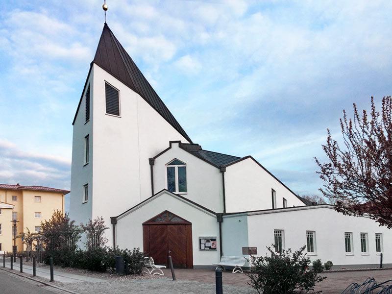 Kirche Kühlungsborn