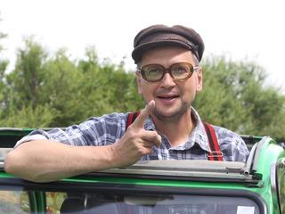 Comedy mit Bauer Korl auf dem Golchener Hof
