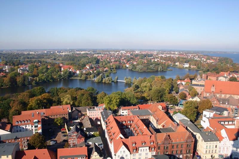 Fahrradtour - Rundkurs Stralsund