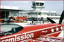 Flughafen Neubrandenburg-Trollenhagen