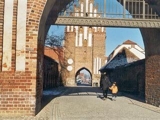 Rundroute Neubrandenburg - Hansestadt Demmin - Malchin - Waren (Müritz) - Neubrandenburg