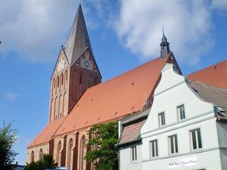 St.-Marien-Kirche Barth
