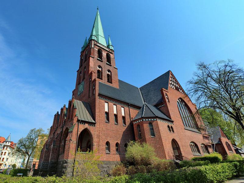 Kirchen In Rostock
