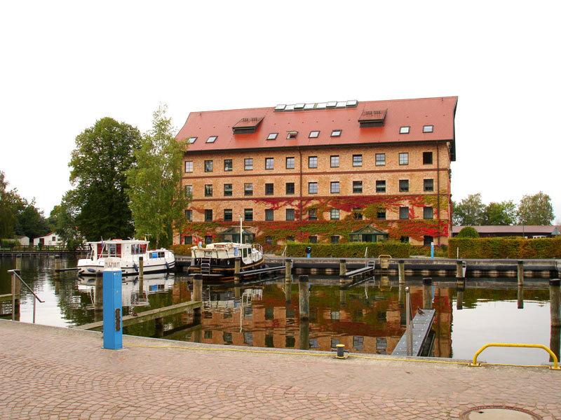 Stadthafen Neustrelitz