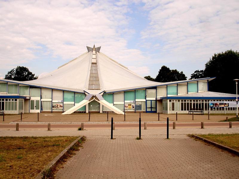 Veranstaltungszentrum Neubrandenburg