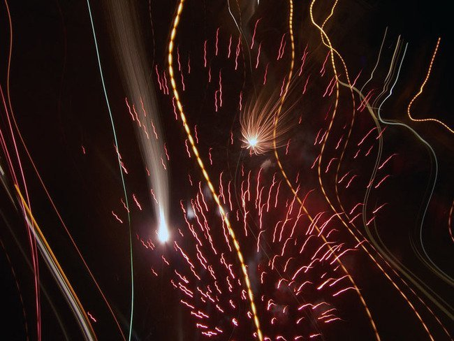 Silvester in Plau am See