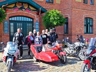 Bikerspezial mit geführter Tour