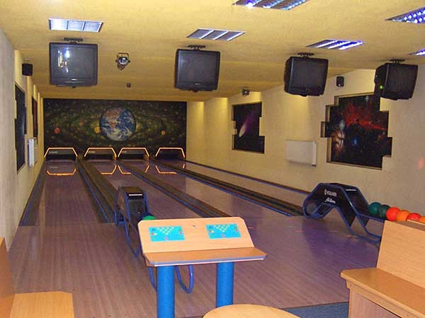 Bowlinggaststätte Strike Kritzkow