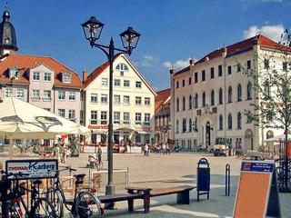 Neues Rathaus in Waren (Müritz)