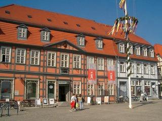 Haus des Gastes in Waren (Müritz)