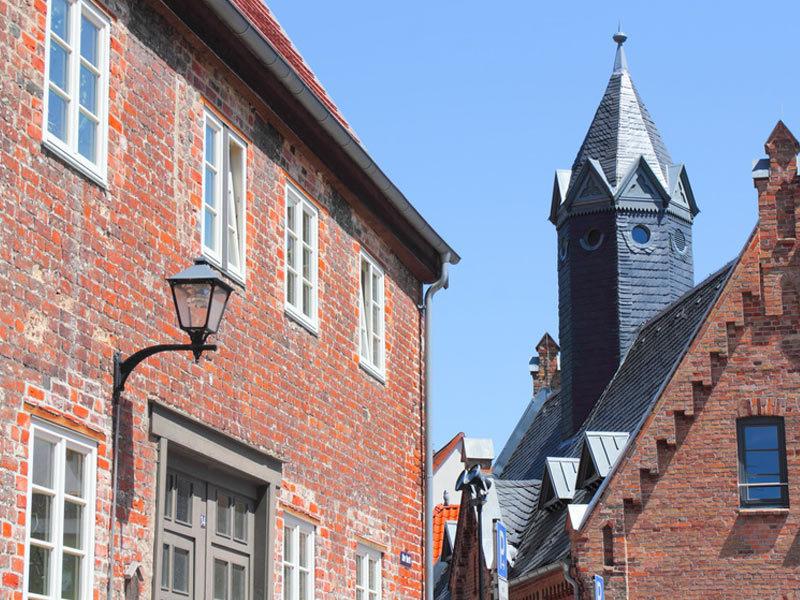 Altes Rathaus in Waren (Müritz)