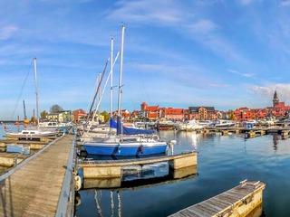 Stadthafen in Waren (Müritz)
