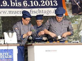 Fisch, Frisch... plau-kocht.de & die Müritzfischtage